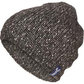 Elkline Kuschel Bonnet en maille tricotée, anthra